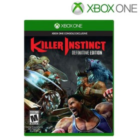 Videojuego XBOX ONE Killer Instinct Definitive Edition