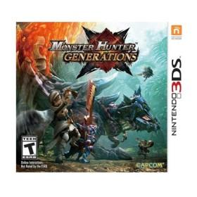 Videojuego Monster Hunter Generations
