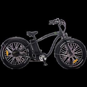 Bicicleta Eléctrica e-city Endevour Negra