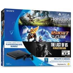 Consola PS4 Hits Bundle