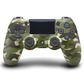 Control DualShock 4 Verde Camuflado