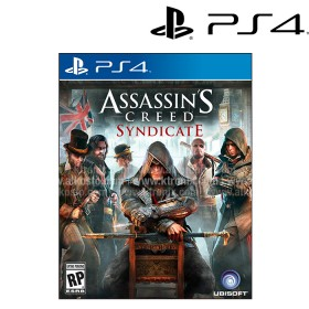 Videojuego Assassin's Creed Syndicate PS4
