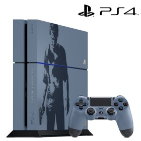 Consola PS4 Uncharted 4 – Edición Especial