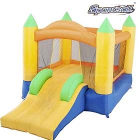 Castillo inflable SPORTSALL con bomba de aire