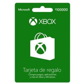 Tarjeta Regalo XBOX  $100.000