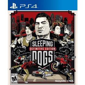 Videojuego PS4 Sleeping Dogs: Definitive Edition