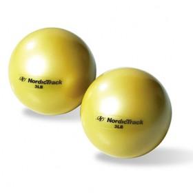 Pesas NORDICTRACK Soft Weight Ball 6LB (3LB C/U)