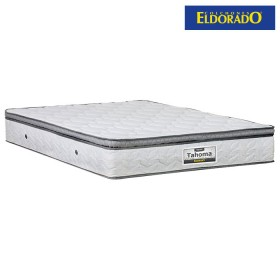 Colchón ELDORADO Tahoma Sencillo 100x190 cms Resortado
