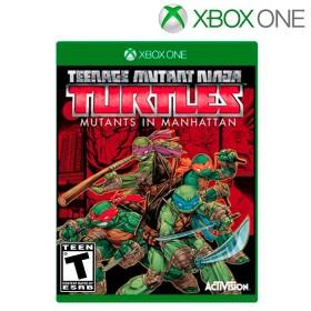 Videojuego XBOX ONE Tortugas Ninja in Manhattan