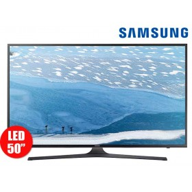 "Tv 50"" 127cm LED SAMSUNG 50KU6000 UltraHD"