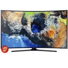 "TV 49"" 124cm SAMSUNG LED 49MU6300 UHD Internet"