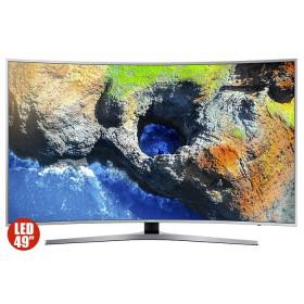 "TV 49"" 124cm SAMSUNG LED 49MU6500 UHD Internet"