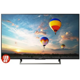 "TV 49"" 123cm LED SONY 49X807E 4K Internet"