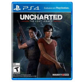 Videojuego PS4 Uncharted Lost Legacy
