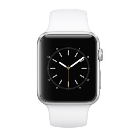 Apple Watch Sp S2 42M Silver/W