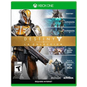 Videojuego XBOX ONE Destiny Collection