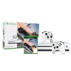 Consola XBOX ONE S 500GB  + Forza Horizon 3 + 2 controles