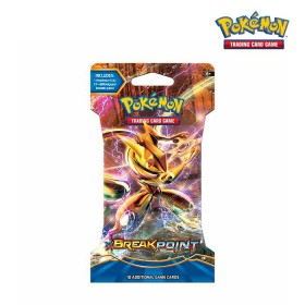 Pokémon TCG BREAKpoint Sleeved B