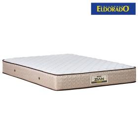 Colchón ELDORADO Semidoble Zian 120x190 cms Resortado
