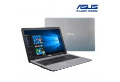 "Portátil ASUS X540SA Pentium 15"" Plata"