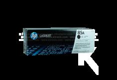 Toner HP 85A Negro Laserjet P1102