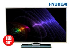 "Tv 49"" 124cm HYUNDAI LED 49 FullHD Internet"