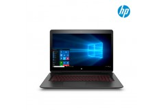 "Portátil HP W001 17"" Core i7 Negro - Gamers"