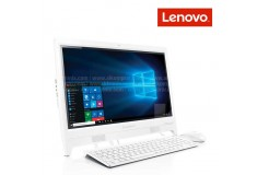 PC All in One LENOVO C260 Celeron Windows 10 - Blanco