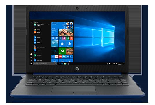 Portátil HP 14-cm0021la
