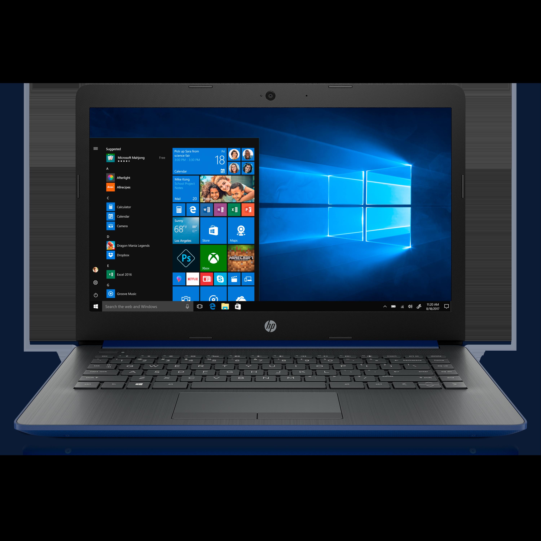 Portátil HP 14-cm0021la + Mcafee