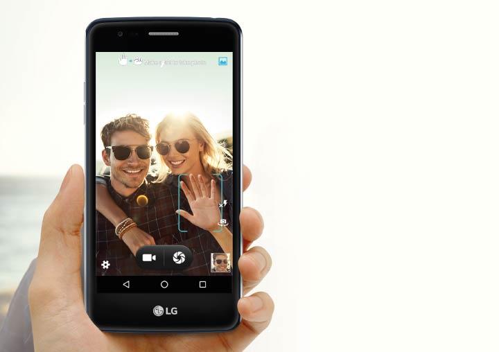 Celular Libre LG K8 2017 DS 4G Dorado