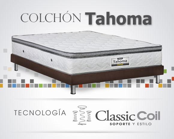 Colchones ELDORADO Tahoma