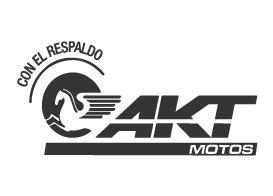 Con el respaldo de AKT Motos