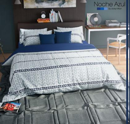 Comforter NOCHE AZUL DANNA BLUE