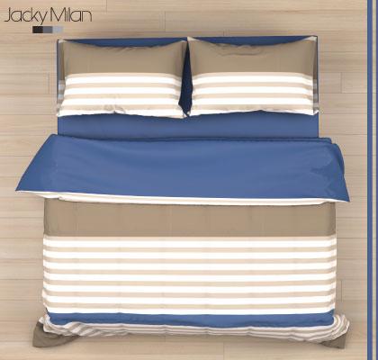 Comforter JACKY MILAN PETER AZUL