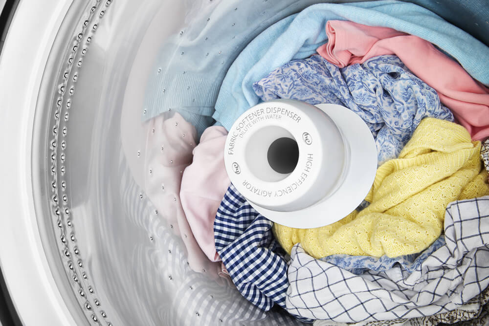 Cargas de lavado más eficientes.