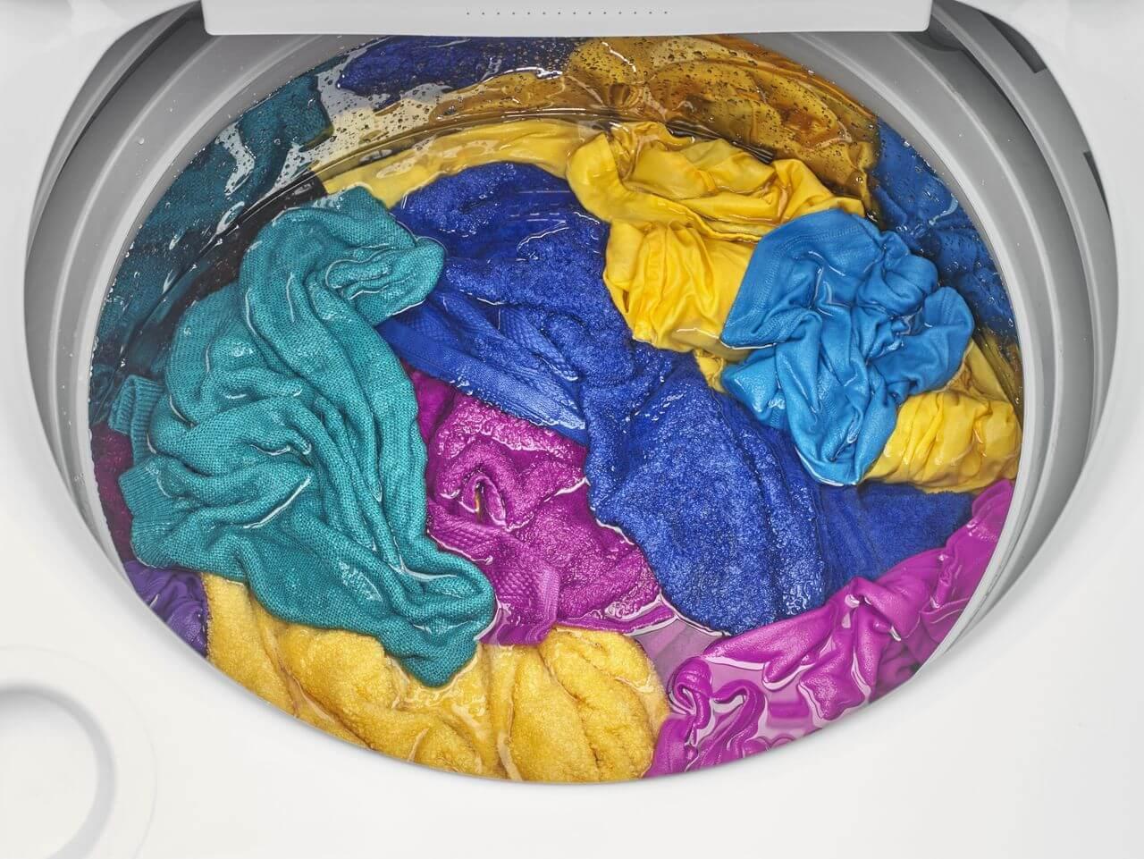 Alta carga de lavado y enjuague con mayor eficiencia