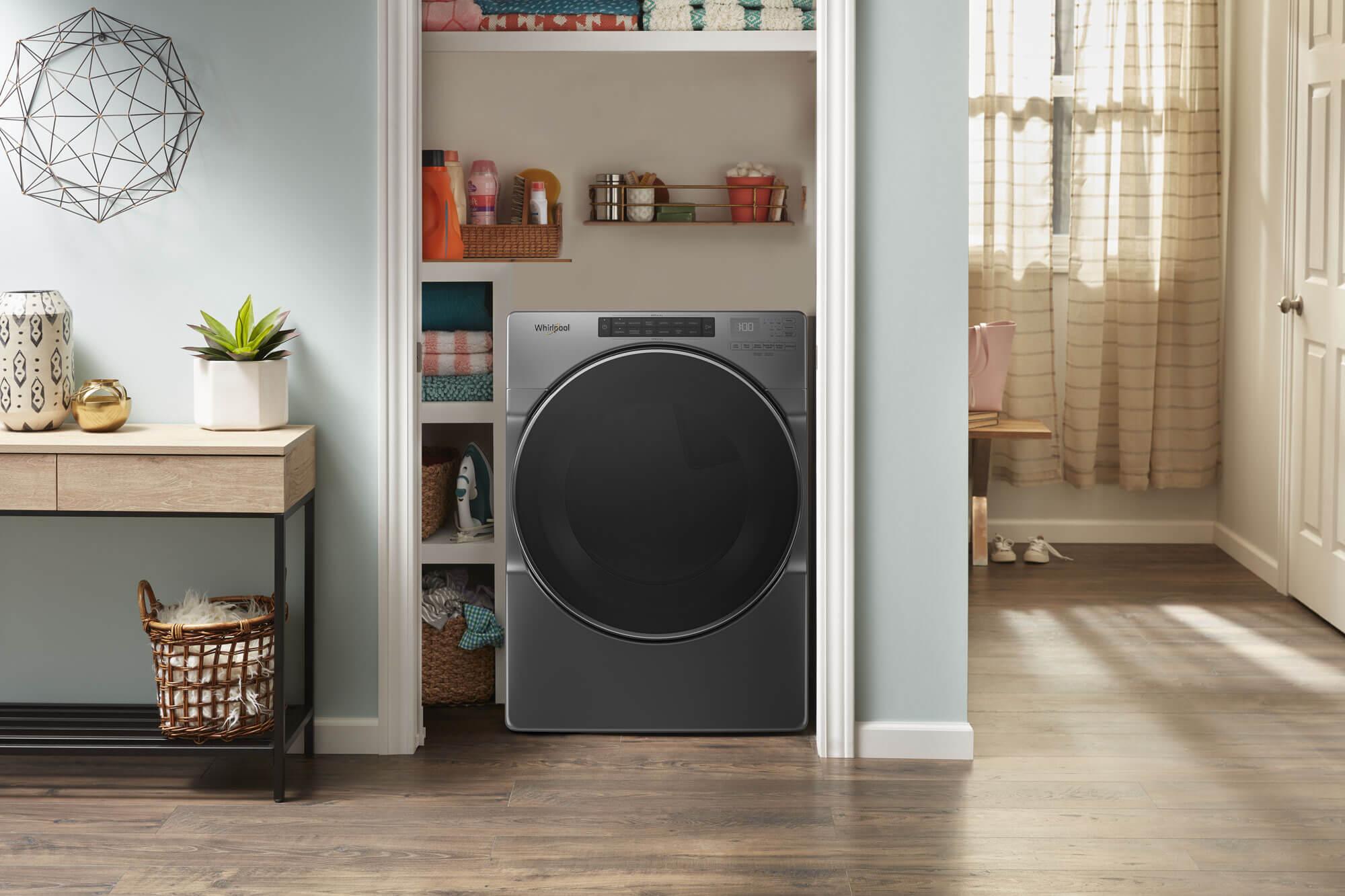 Una máquina futurista en tu hogar.