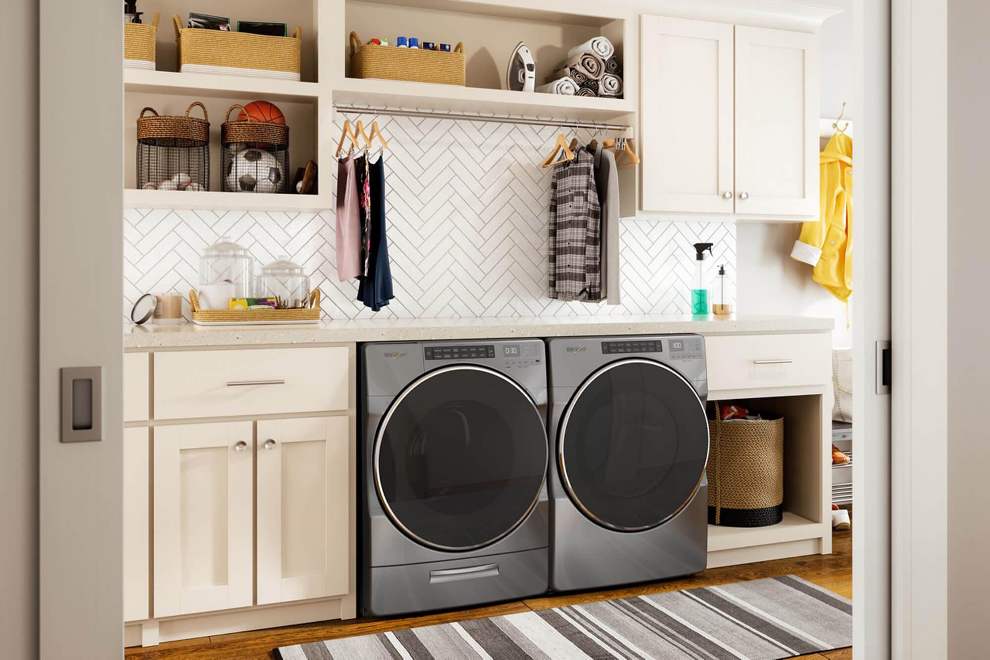 Es la mejor versión de una lavadora en el mercado.