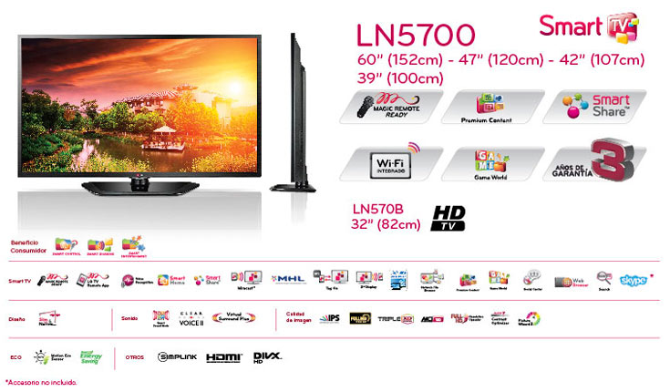 how to connect my lg smart tv to the internet