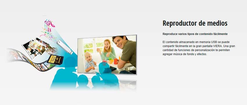 Reproducción Medios