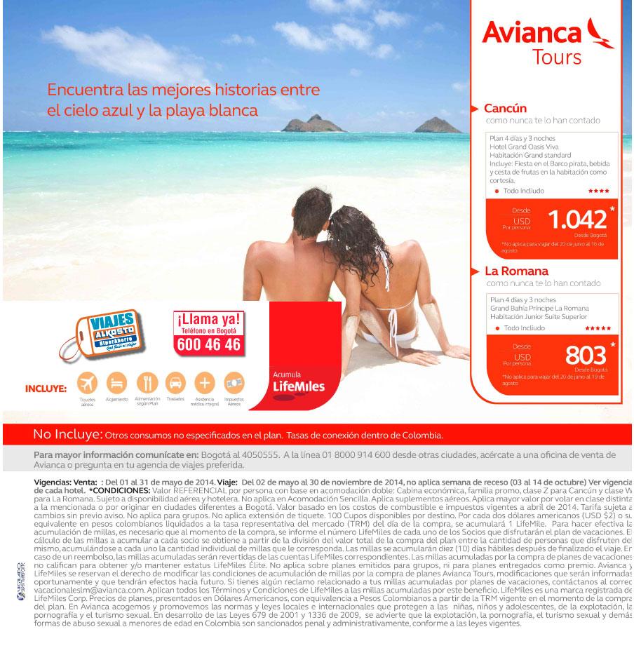 Viaje Cancun Mayo