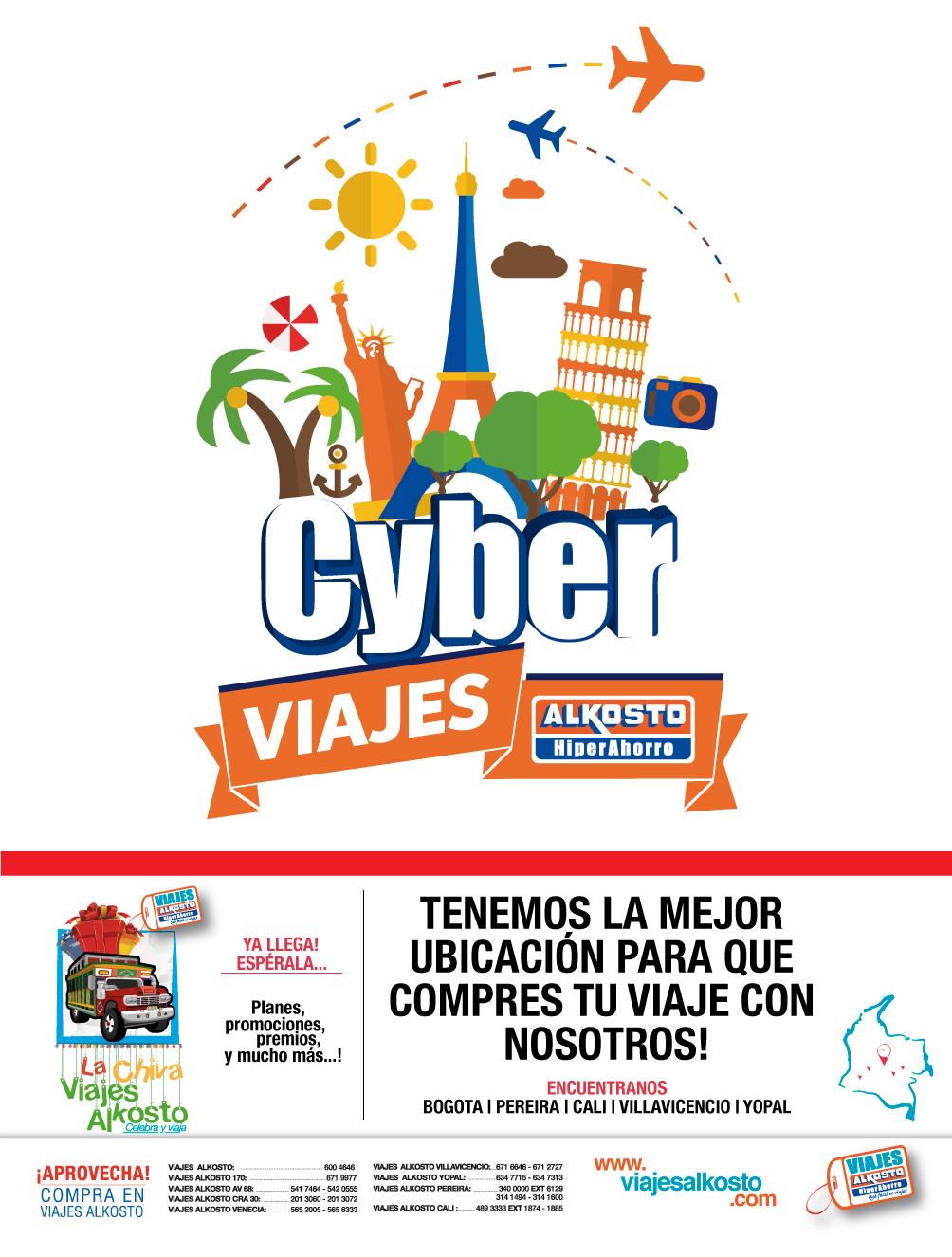 Cyber-viajesalkosto
