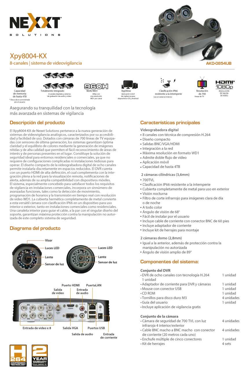 Kit-CAm- 4cam - NEXXT