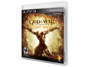 Videojuego PS3 God Of War Ascension