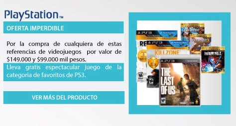 OFERTA IMPERDIBLE ps3
