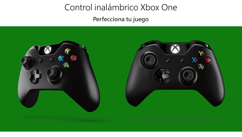 Control inalambrico XBOX ONE