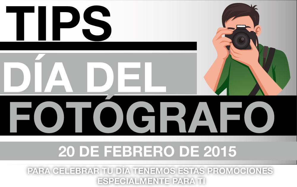 Día del Fotógrafo 20 de Febrero 2015