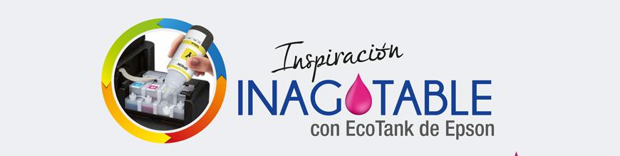 Productividad Inagotable con EcoTank de Epson