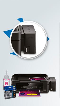 Impresoras y Consumibles EPSON